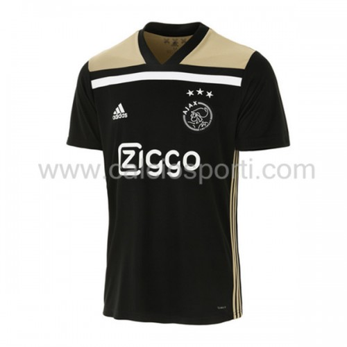 AFC Ajax 2018-19 Short Sleeve Home Soccer Jersey