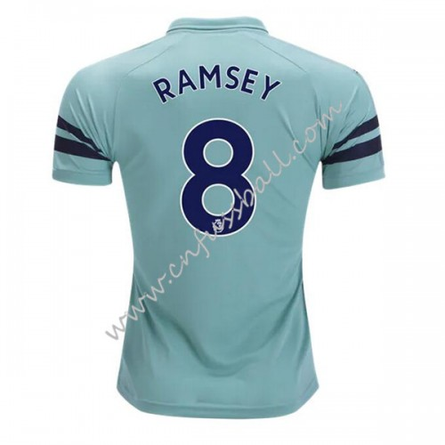 Arsenal 2018-19 Aaron Ramsey 8 Short Sleeve Third Soccer Jersey