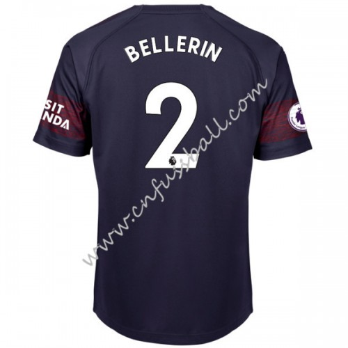 Arsenal 2018-19 Hector Bellerin 2 Short Sleeve Away Soccer Jersey