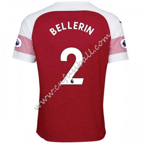 Arsenal 2018-19 Hector Bellerin 2 Short Sleeve Home Soccer Jersey