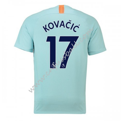 Chelsea 2018-19 Mateo Kovacic 17 Short Sleeve Third Soccer Jersey