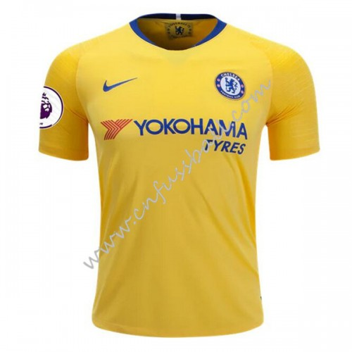 Chelsea 2018-19 Short Sleeve Away Soccer Jersey