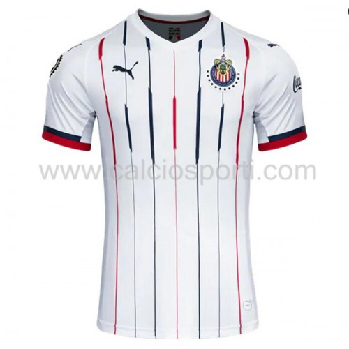 Chivas 2018-19 Short Sleeve Away Soccer Jersey