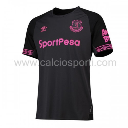 Everton 2018-19 Short Sleeve Away Soccer Jersey