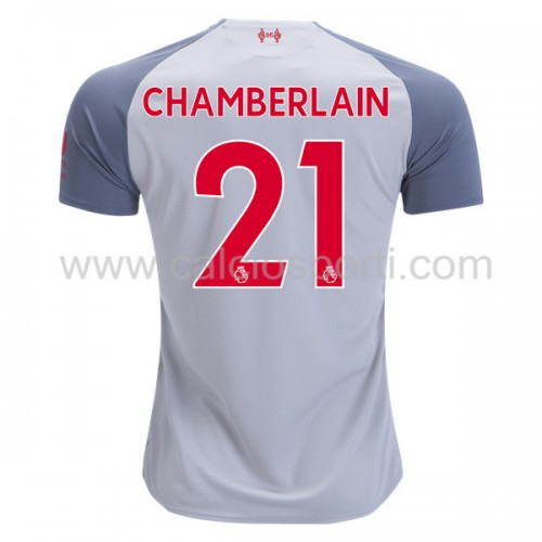 Liverpool 2018-19 Alex Chamberlain 21 Short Sleeve Third Soccer Jersey