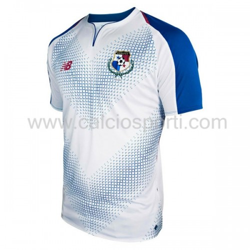 Panama 2018 Short Sleeve Away Soccer Jersey