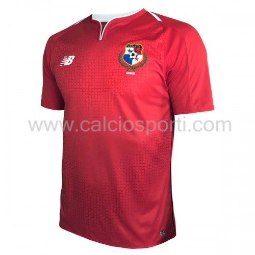 Panama 2018 Short Sleeve Home Soccer Jersey