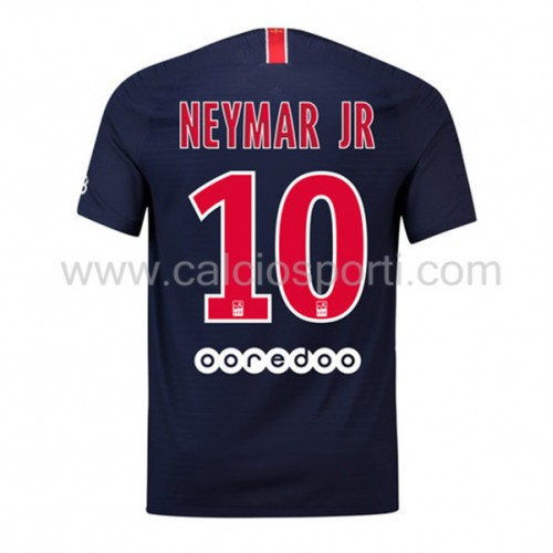 Paris Saint Germain PSG 2018-19 Neymar Jr 10 Short Sleeve Home Soccer Jersey