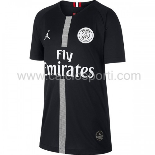 Paris Saint Germain Psg 2018-19 Short Sleeve Third Soccer Jersey