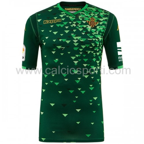 Real Betis 2018-19 Short Sleeve Away Soccer Jersey