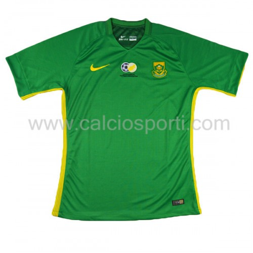 South Africa 2018 Short Sleeve Away Soccer Jersey
