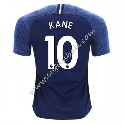 Tottenham Hotspurs 2018-19 Harry Kane 10 Short Sleeve Away Soccer Jersey