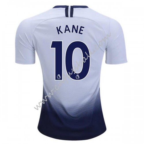 Tottenham Hotspurs 2018-19 Harry Kane 10 Short Sleeve Home Soccer Jersey